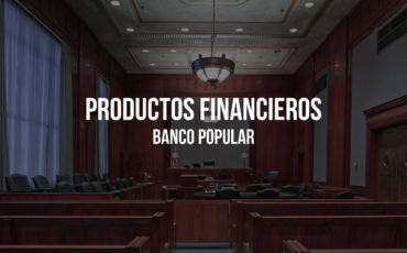 Banco Popular multado por infracciones graves en productos financieros.